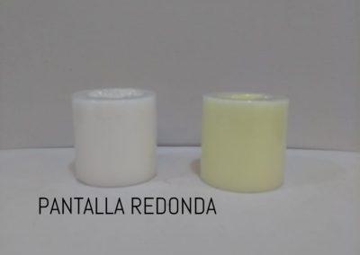 PANTALLA REDONDA